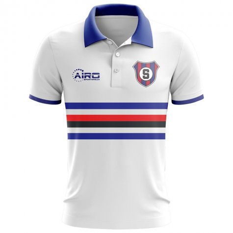 2020-2021 Sampdoria Away Concept Football Shirt - Womens