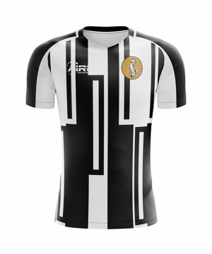 2020-2021 Newcastle Home Concept Football Shirt - Kids
