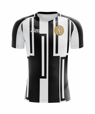 2020-2021 Newcastle Home Concept Football Shirt