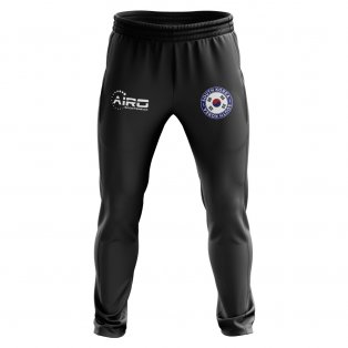 South Korea Concept Football Training Pants (Black)