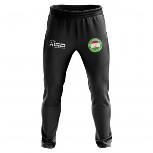 Tajikstan Concept Football Training Pants (Black)
