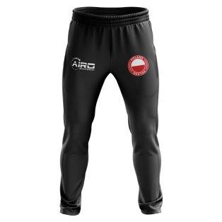 Poland Concept Football Training Pants (Black)