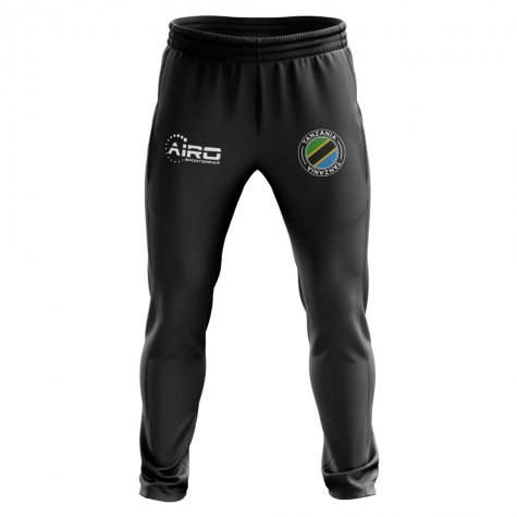 Tanzania Concept Football Training Pants (Black)