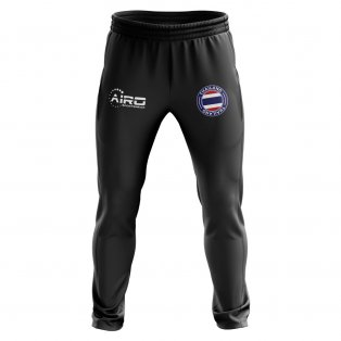 Thailand Concept Football Training Pants (Black)