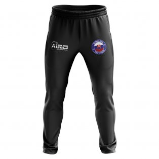 Slovakia Concept Football Training Pants (Black)