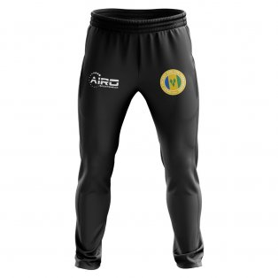 Saint Vincent and the Grenadines Concept Football Training Pants (Black)