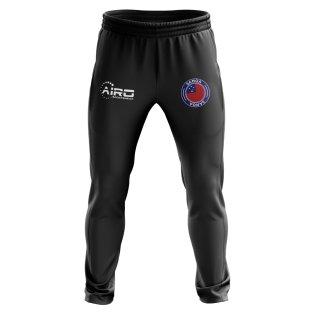 Samoa Concept Football Training Pants (Black)