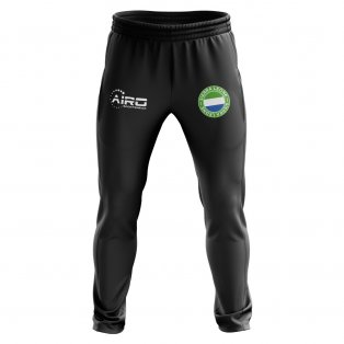 Sierra Leone Concept Football Training Pants (Black)