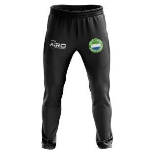 Sierra Leone Concept Football Training Pants (Black)