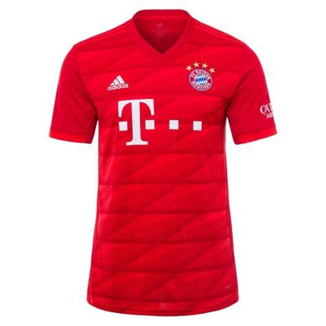 2019-2020 Bayern Munich Adidas Home Football Shirt