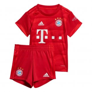 2019-2020 Bayern Munich Adidas Home Baby Kit