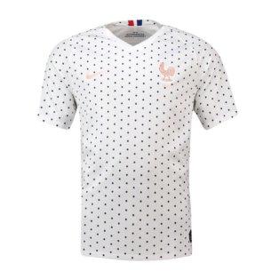 timeless design 2f0c9 9d4b3 2019-2020 France Away Nike Football Shirt