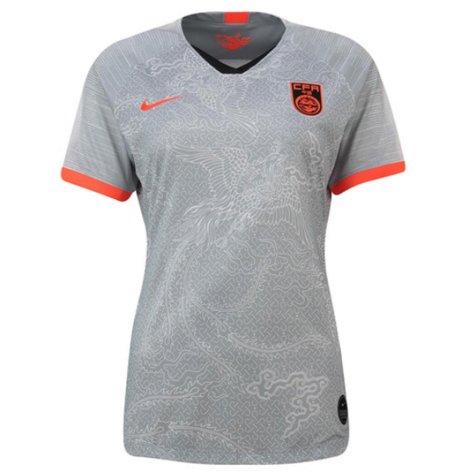 2019-2020 China Away Nike Womens Shirt