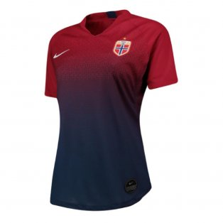 2019-2020 Norway Home Nike Womens Shirt