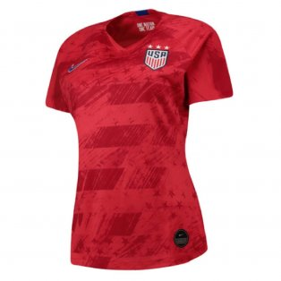 2019-2020 USA Away Nike Womens Shirt