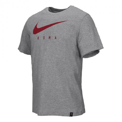 2019-2020 Roma Nike Dry Ground Tee (Grey)