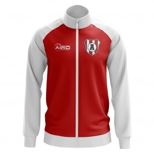 Airdrie Concept Football Track Jacket (Red)