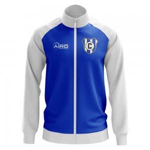 Cardiff Concept Football Track Jacket (Blue)