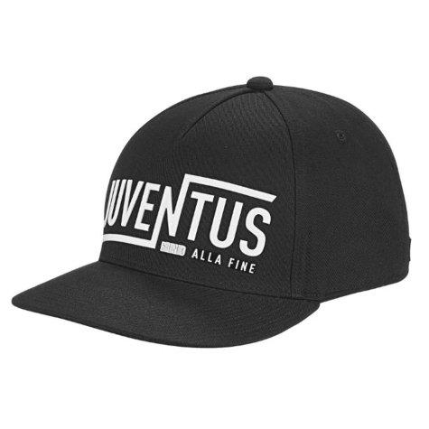 2019-2020 Juventus Adidas CW Cap (Black)