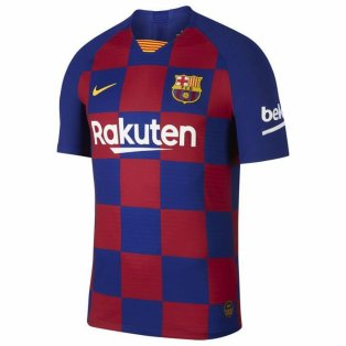 2019-2020 Barcelona Home Vapor Match Nike Shirt (Kids)