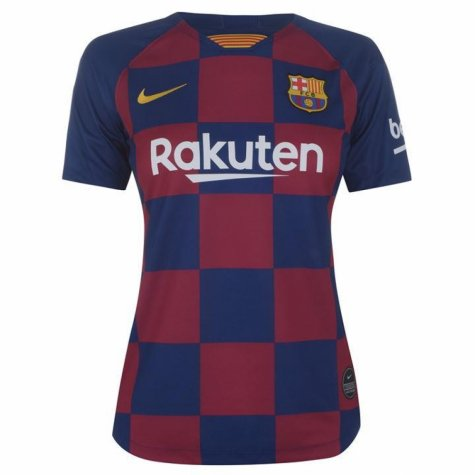 2019-2020 Barcelona Home Nike Ladies Shirt