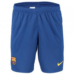 2019-2020 Barcelona Home Nike Football Shorts (Blue)
