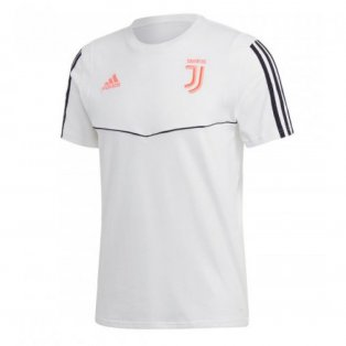 2019-2020 Juventus Adidas Training Tee (White)