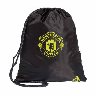 2019-2020 Man Utd Adidas Gym Bag (Black)