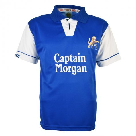 Millwall 1994-1996 Retro Football Shirt