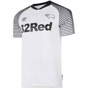 2019-2020 Derby County Home Football Shirt