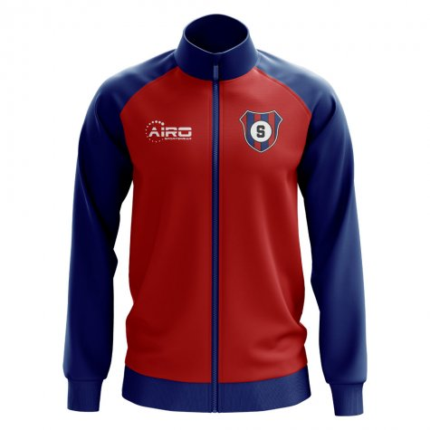 San Lorenzo Concept Football Track Jacket (Red)