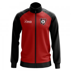 Newells Old Boys Concept Football Track Jacket (Red)