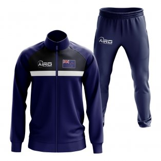 New Zealand Concept Football Tracksuit (Navy)