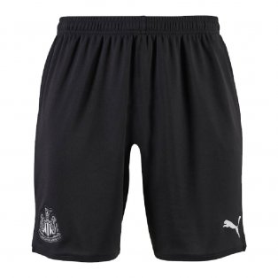 2019-2020 Newcastle Home Football Shorts (Kids)