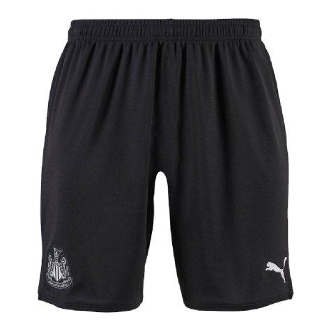 2019-2020 Newcastle Home Football Shorts (Kids)