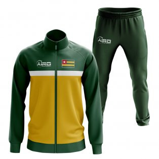 Togo Concept Football Tracksuit (Green)