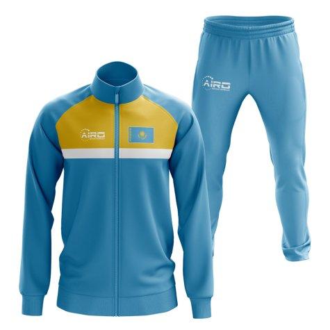 Kazakhstan Concept Football Tracksuit (Sky)