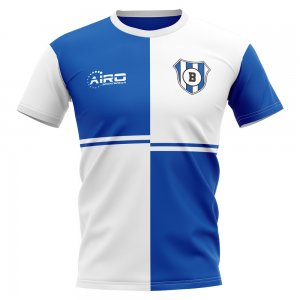 2020-2021 Blackburn Home Concept Football Shirt - Little Boys
