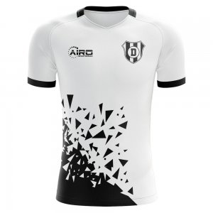 2020-2021 Derby Home Concept Football Shirt - Womens