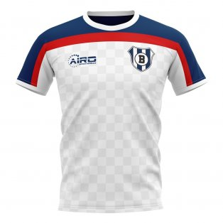2020-2021 Bolton Home Concept Football Shirt