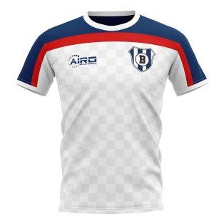 2019-2020 Bolton Home Concept Football Shirt