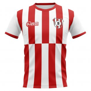 2020-2021 Brentford Home Concept Football Shirt - Little Boys