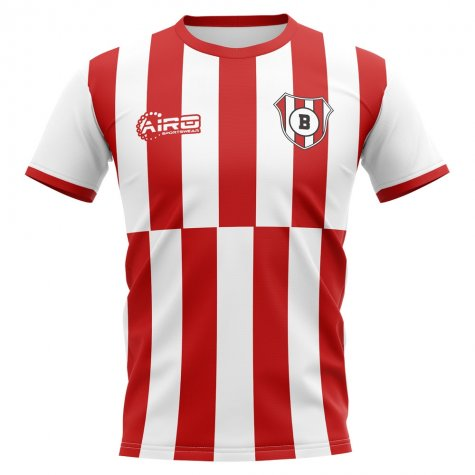 2020-2021 Brentford Home Concept Football Shirt