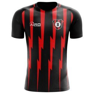 2020-2021 Bournemouth Home Concept Football Shirt - Kids