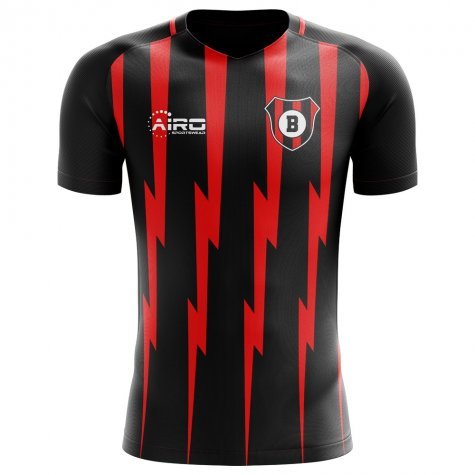 2020-2021 Bournemouth Home Concept Football Shirt - Little Boys