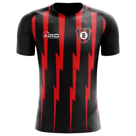 2020-2021 Bournemouth Home Concept Football Shirt