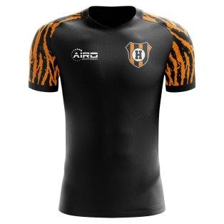 2020-2021 Hull Away Concept Football Shirt