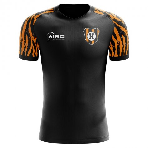 2020-2021 Hull Away Concept Football Shirt