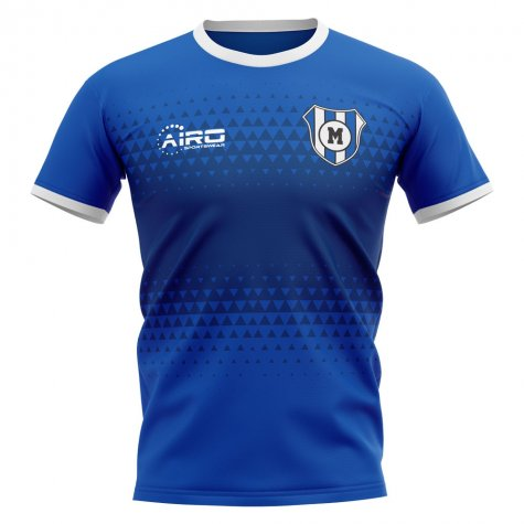 2020-2021 Millwall Home Concept Football Shirt - Womens