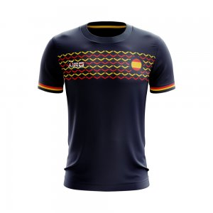 2020-2021 Spain Away Concept Football Shirt - Kids